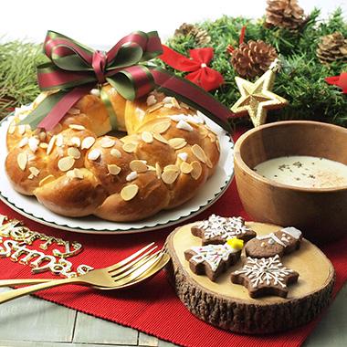 リースパン アイシングクッキー
